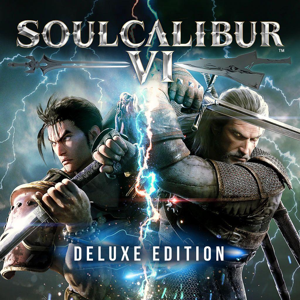(PS4) Soulcalibur VI Deluxe Edition $13.49 @PSN - Good til 5/12/21