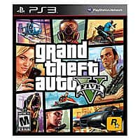 Sears Deal: Grand Theft Auto V PS3 $19.98 @ Sears.com + $0.99 shipping or Free Store Pick-Up / Xbox 360 Version is Same Price but Not Avaiable for Shipping - Pick-Up Only