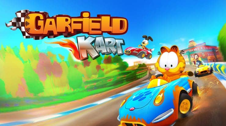 (PC) Garfield Kart $0.49 @Fanatical