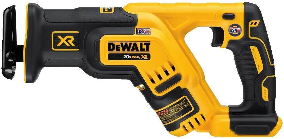 DeWalt XR 20V Max Brushless Cordless Compact Reciprocating Saw DCS367B (Tool Only) $129 + Free Shipping