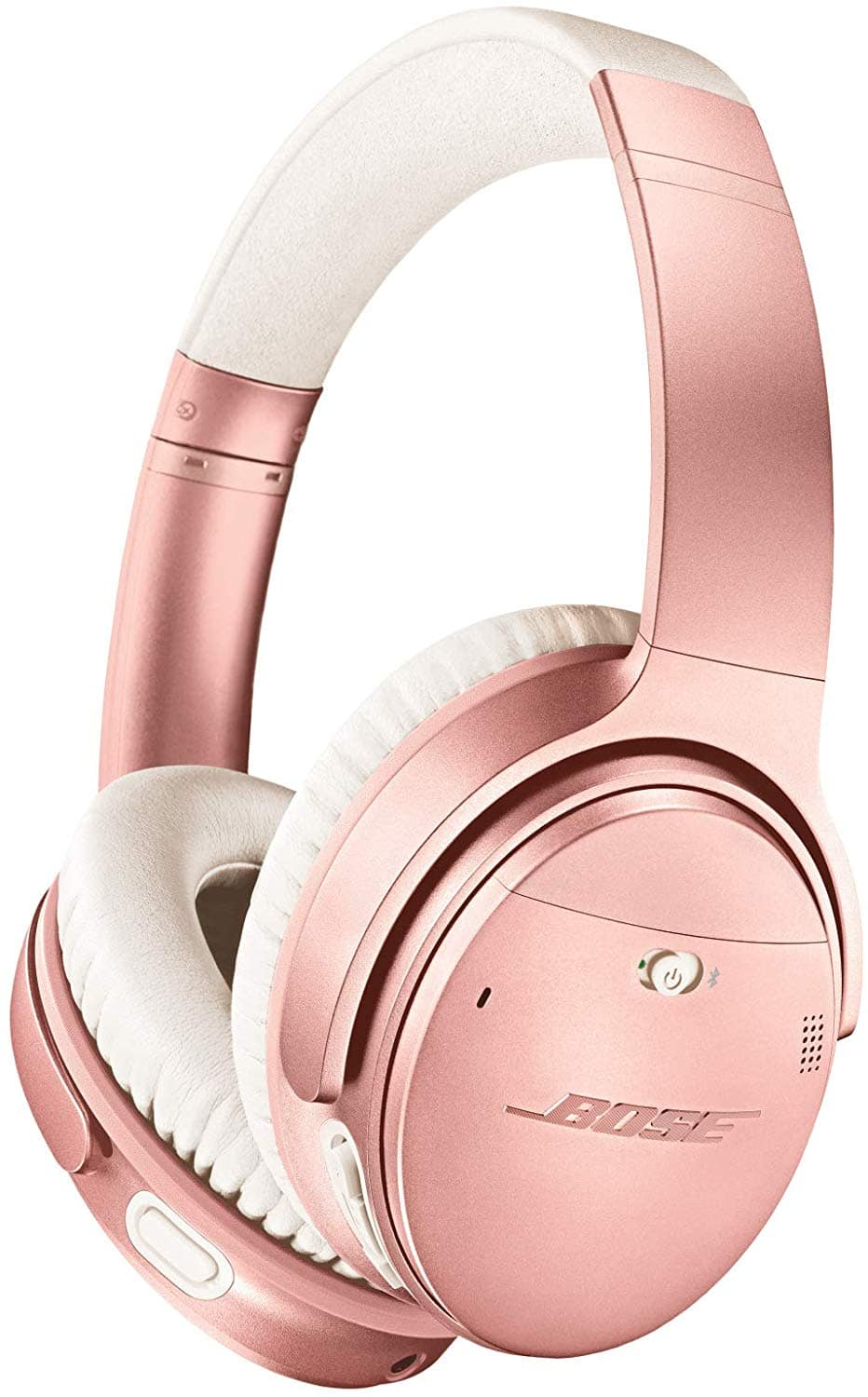 Bose QuietComfort 35 II Wireless Bluetooth Headphones, Noise-Cancelling, with Alexa voice control, enabled with Bose AR - Rose Gold - $219 + FS @Amazon