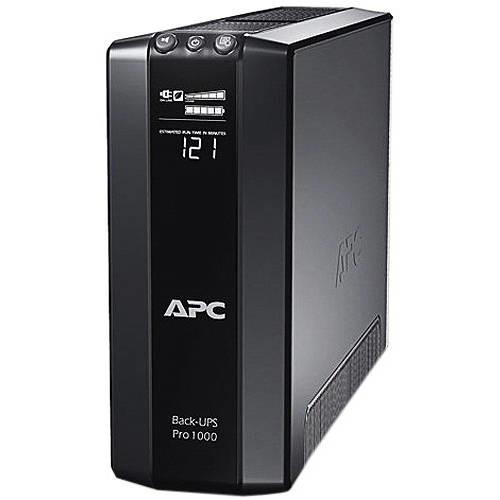 APC Back-UPS Pro 1000VA UPS Battery Backup & Surge Protector (BR1000G) $96 @ Amazon Lightning Deal