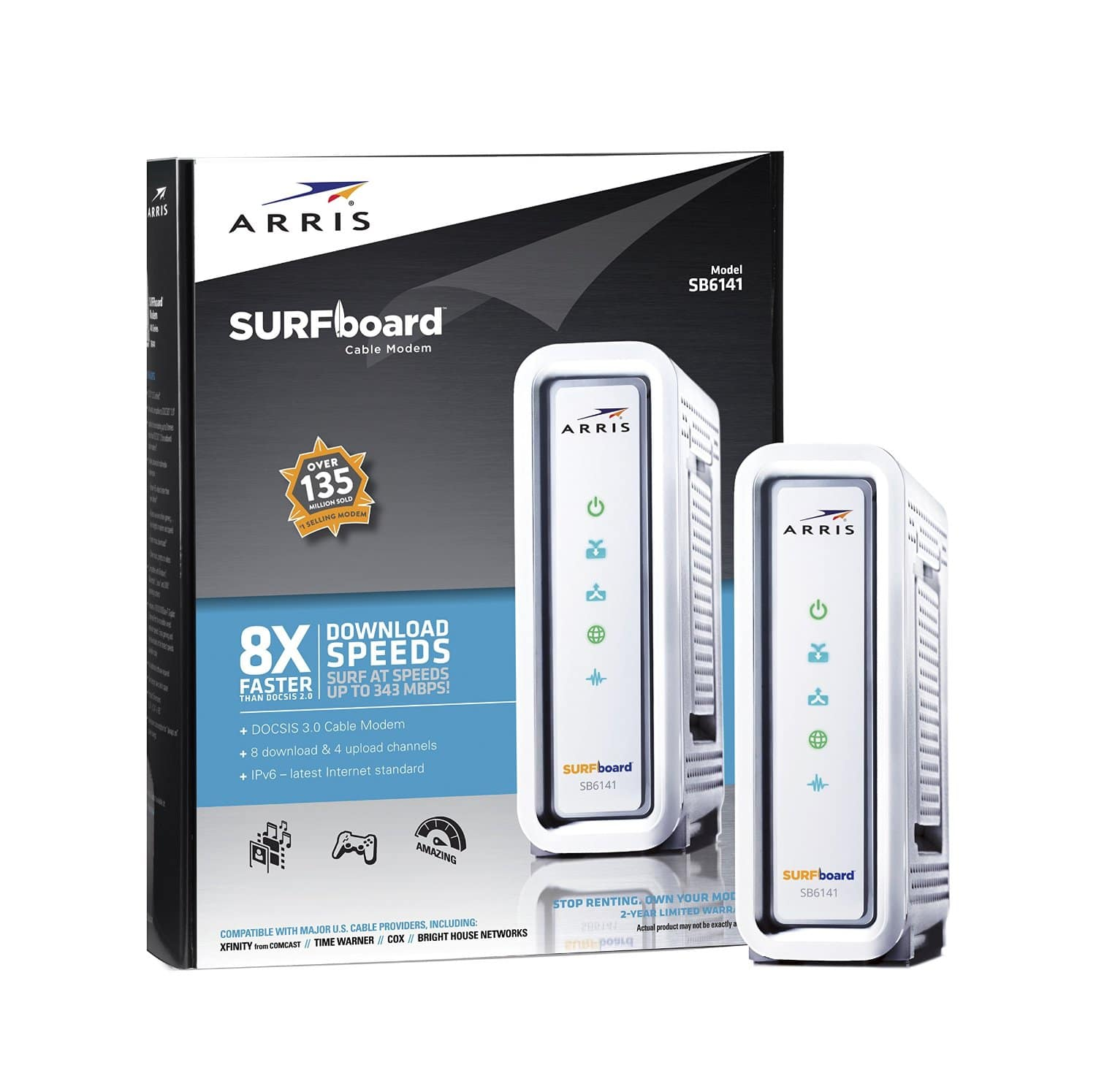 how to change password on arris modem