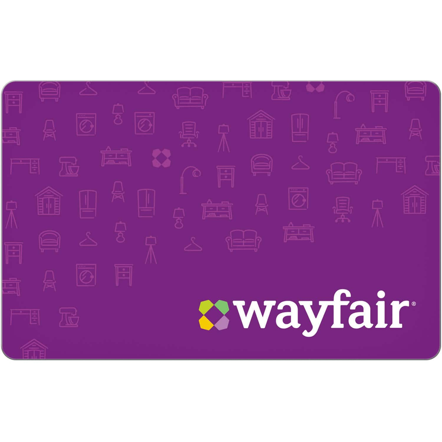 Sam's Club Members: $100 Wayfair eGift Card (Email Delivery)  on sale for $85 thru 12/7/20