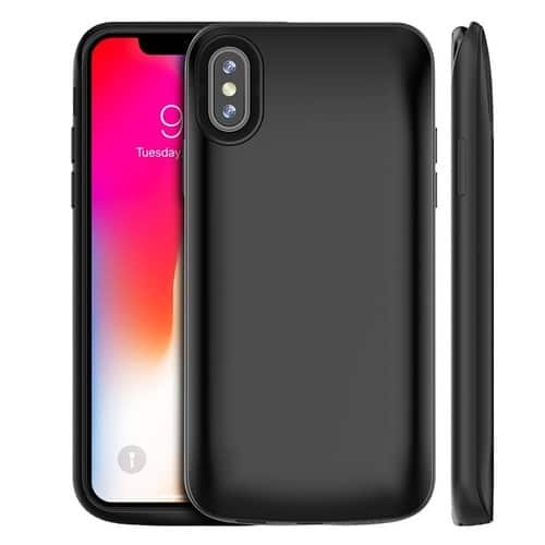 iPhone x Battery Case (20% off) - $19.24