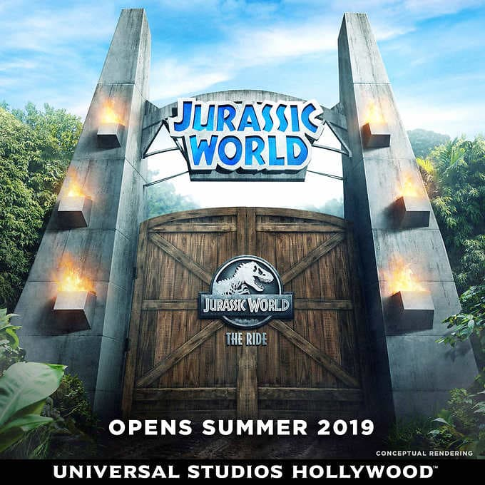 Universal studios hollywood 18 month pass $199.99