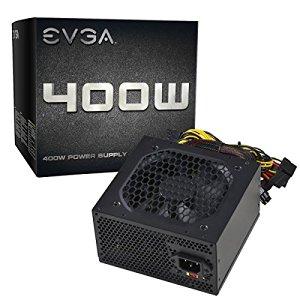 EVGA 400 Watt N1 Series ATX Power Supply $19.99 @ Amazon