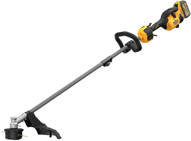 DEWALT 60V MAX* 17 in. Brushless Attachment Capable String Trimmer Kit - $239.99