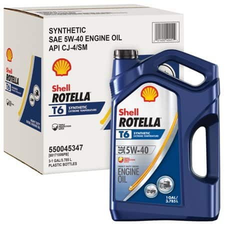 3-Pack of 1-Gallon Shell Rotella T6 Full Synthetic $26 - Page 3