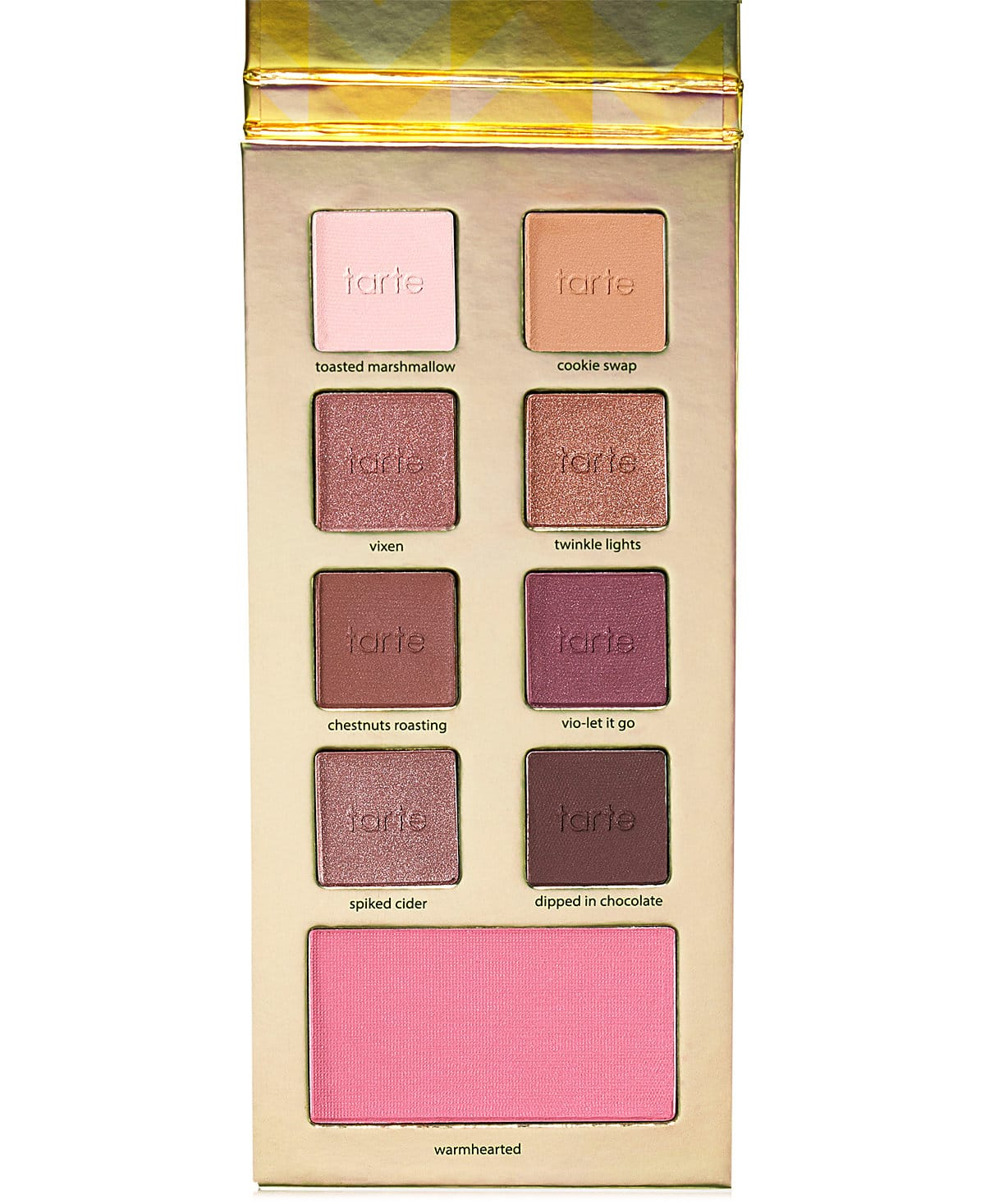 Tarte Golden Day Dreams Eye Cheek Palette, Created for Macy's + Free Shipping $15.30