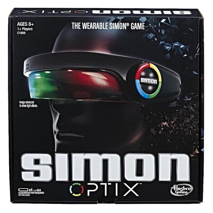 Simon Optix Wearable Headset Game $14.99 + Free Shipping at Toys R Us