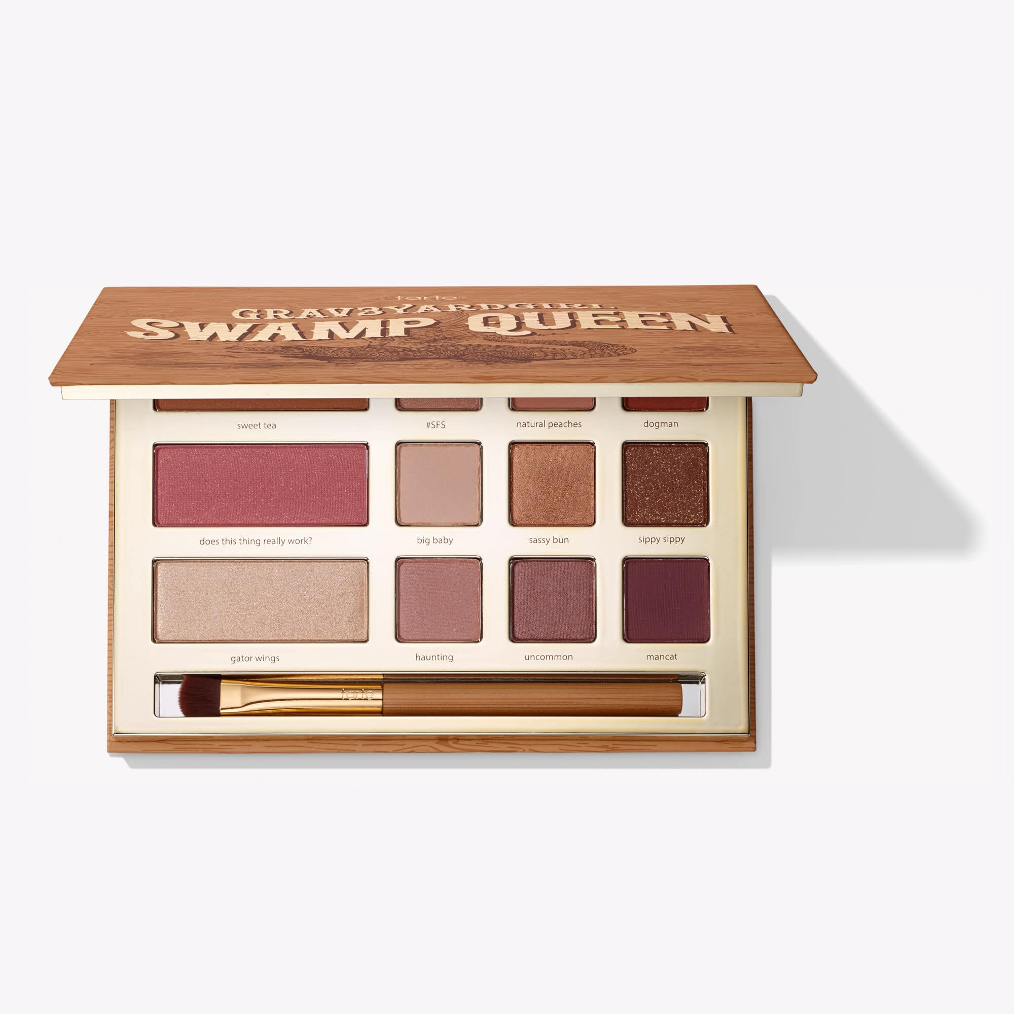 TARTE Grav3yard Girl Swamp Queen Eyeshadow and Cheek Palette $27 + Free Shipping