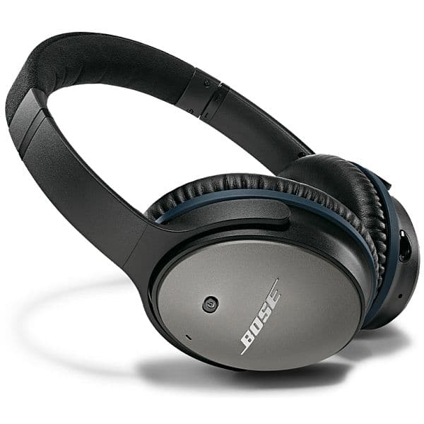 Bose QC25 Apple Devices Factory Renewed - $139.95 with free Expedited Shipping