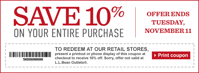 graphic regarding Llbean Printable Coupon titled Slickdeals ll bean / Radio shack discount coupons 2018