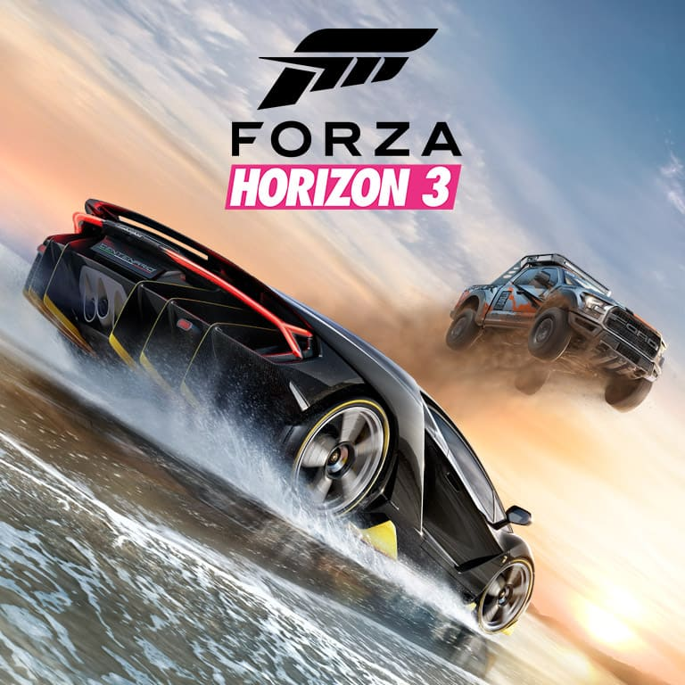 Forza Horizon 3 (All Editions - Disc or Digital) - $20 off