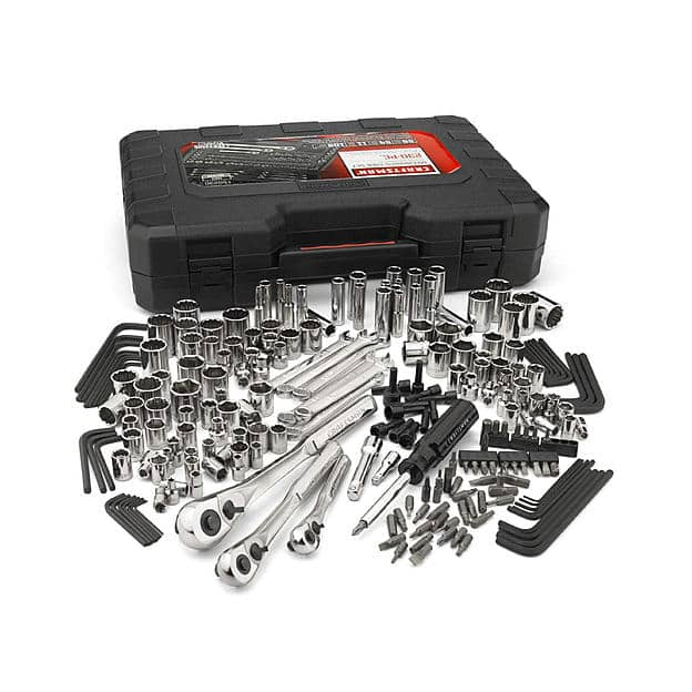 Craftsman 230 piece Inch and Metric Mechanic's Tool Set