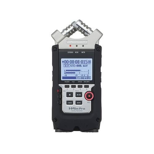 Zoom H4N PRO Digital Multitrack Recorder [Recorder] $160