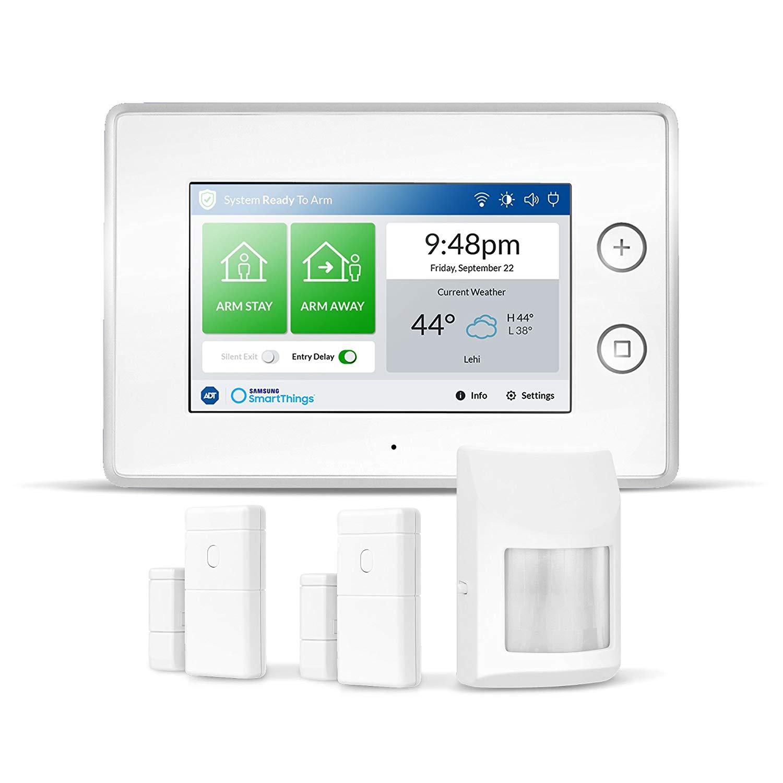 ADT Smartthings Hub Security Start Kit $99.99