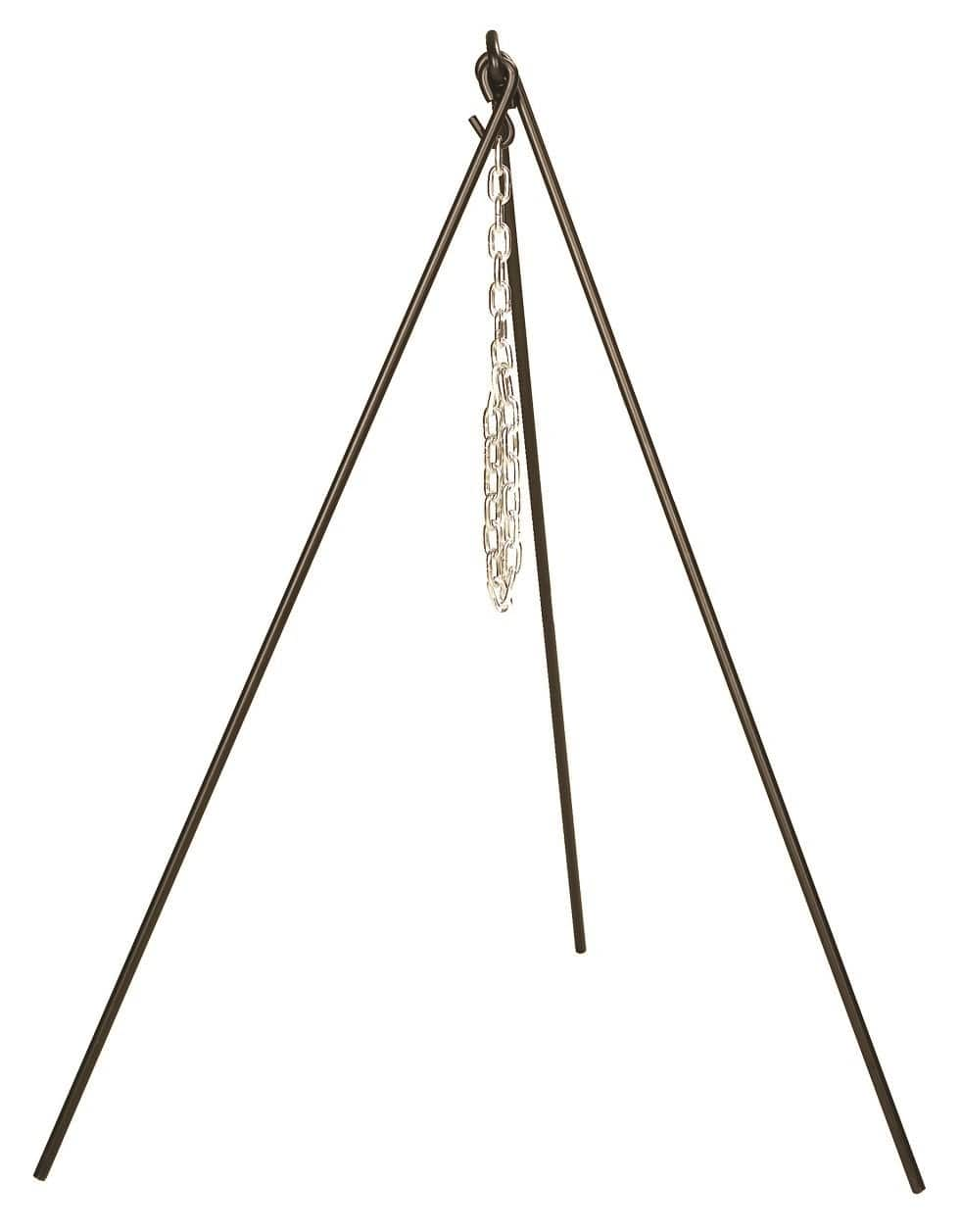 Lodge 3TP2 Camp Dutch Oven Tripod, 43.5-Inch $23.63 FREE Shipping w/ prime or on orders over $25. @amazon