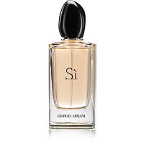 Giorgio Armani Si Eau de Parfum Spray for Women, 3.4 Ounce [3.4 oz] $68.99 & freeshipping @amazon