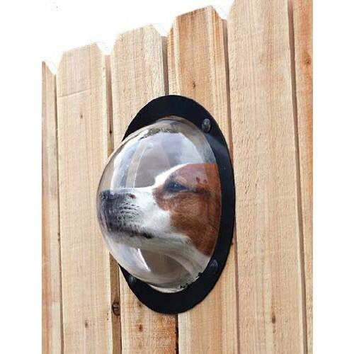 PetPeek Fence Window for Pets $23 @amazon