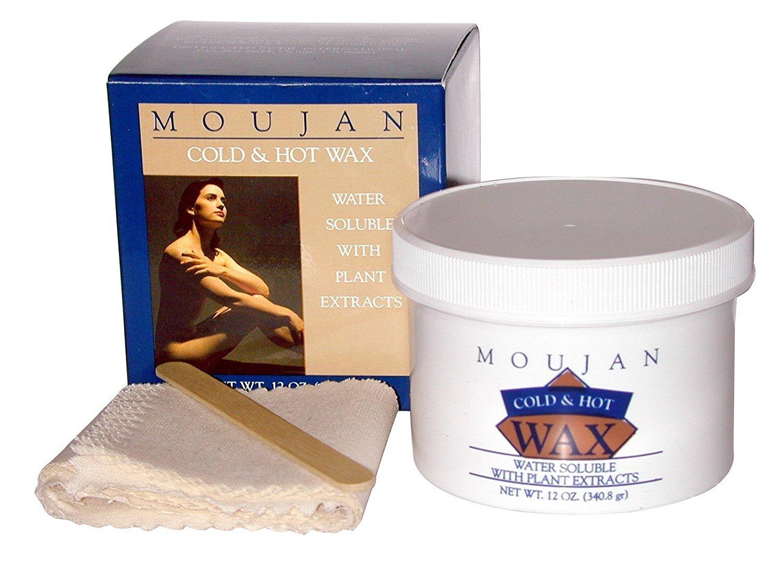 Moujan Cold & Hot Wax, 12 oz [12 oz.] $7.49 add-on item @amazon