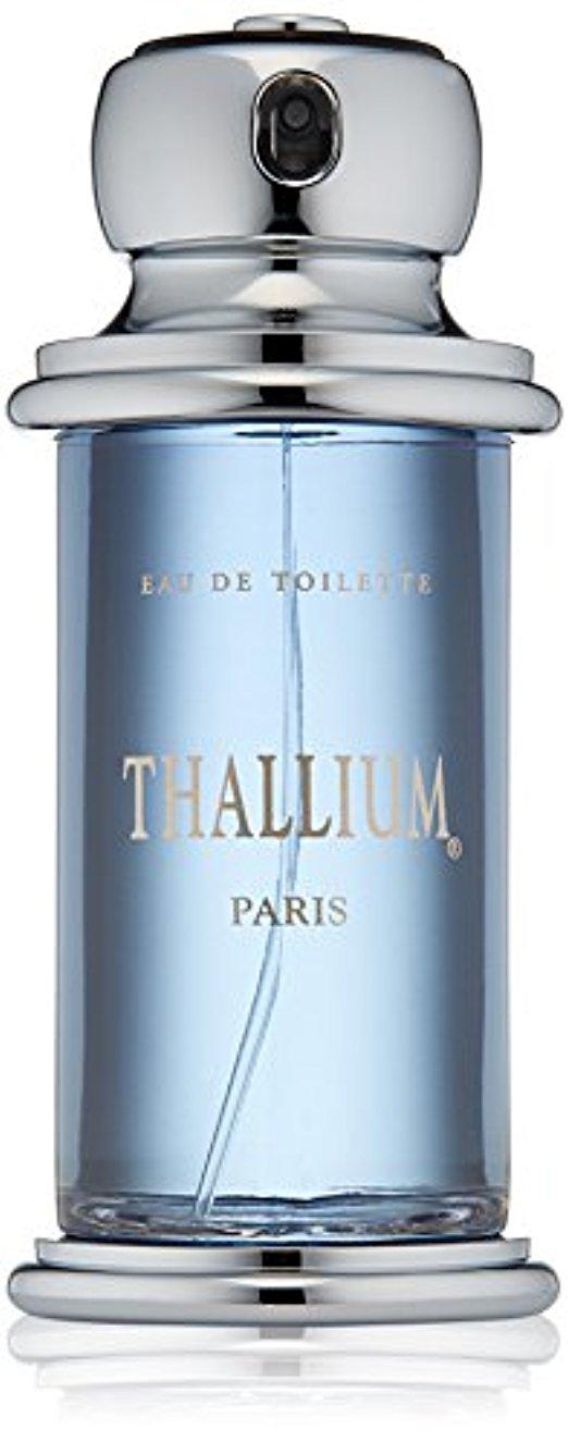 Yves De Sistelle Thallium for Men 3.3 Ounce EDT SP [3.4 FL. OZ.] $10.25 @amazon