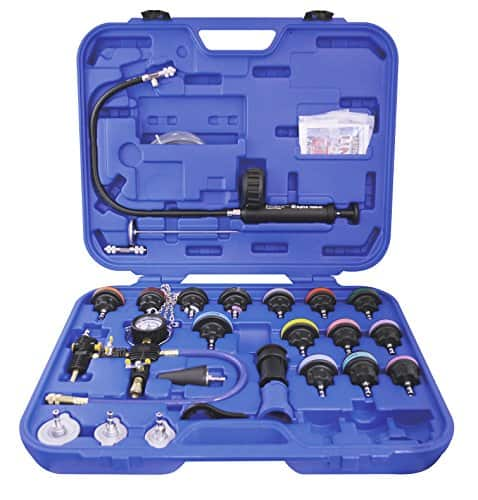 Astro Pneumatic 78585 Universal Radiator Pressure Tester and Vacuum Type Cooling System Kit $194.89 FS@amazon