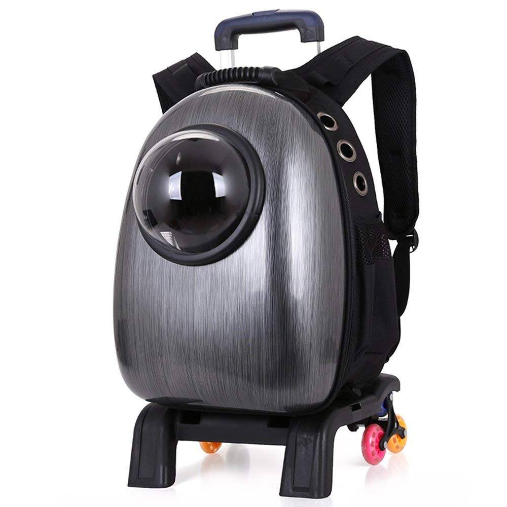 Pettom  Pet Carrier Backpack Airline Approved Travel Hiking Bubble Backpack $25.20(with code) @Amazon