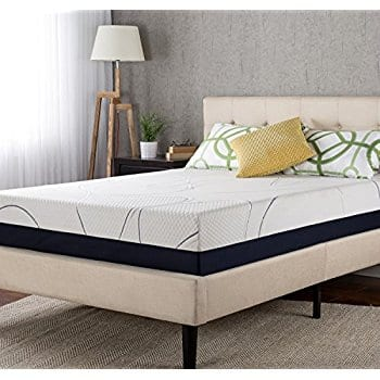 Sleep Revolution Mygel 12 Inch Memory Foam Mattress Full 139 Fs