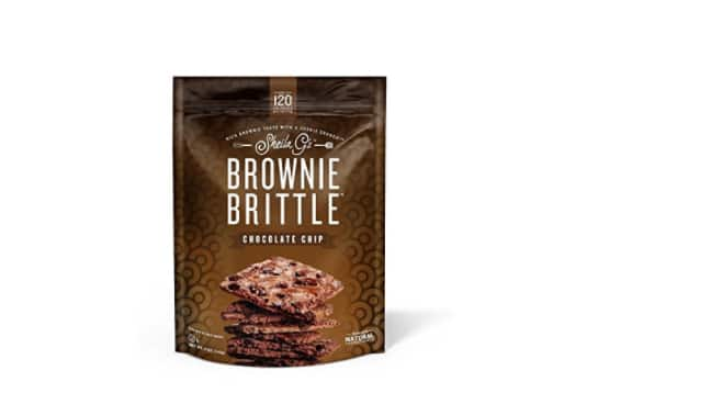 5 Ounce, Chocolate Chip (120 calories per ounce), 6 Count $20.94@Amazon.