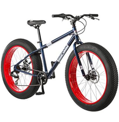 "Mongoose Dolomite 26"" Men's Fat Tire Bike $269.99+ Free Shipping@Amazon."