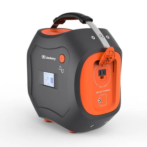 500Wh Portable Generator with 110V / 300W AC Outlet $497.99+Free Shipping@Amazon. $497.91
