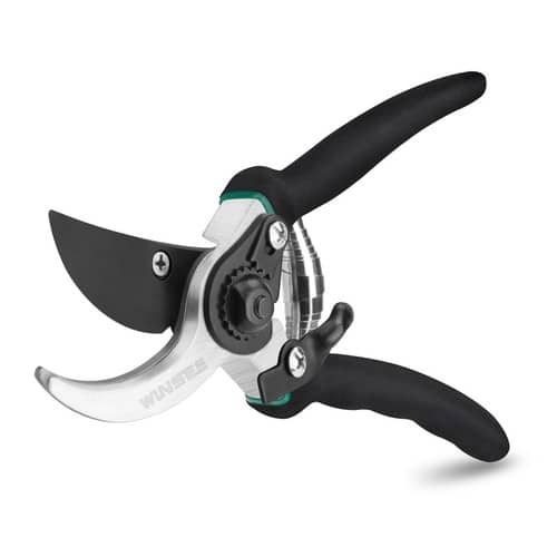 Bypass Pruning Shears with Safety Lock Hand Clippers for the Garden  $6.92+FS at Amazon.