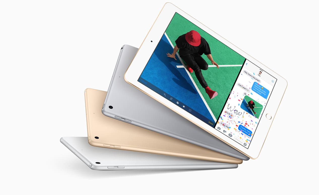 iPad Pro 10.5/12.9 inches WiFi  (2017 model) $50 off Best Buy