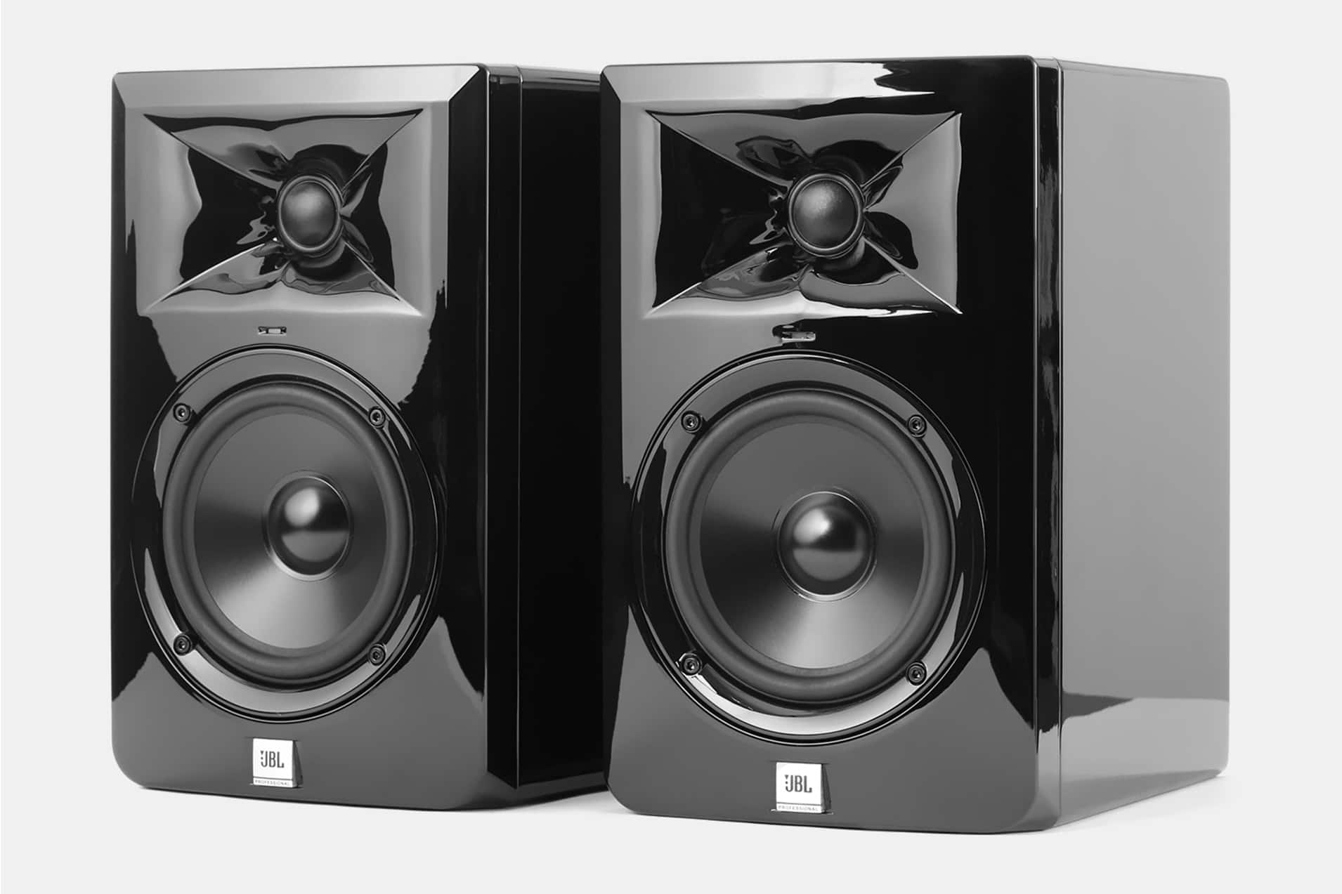 Massdrop x JBL LSR30X Powered Speakers (Pair) $179.99