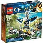 LEGO Legends of Chima Eagles' Castle 70011 $22 (orig $40)