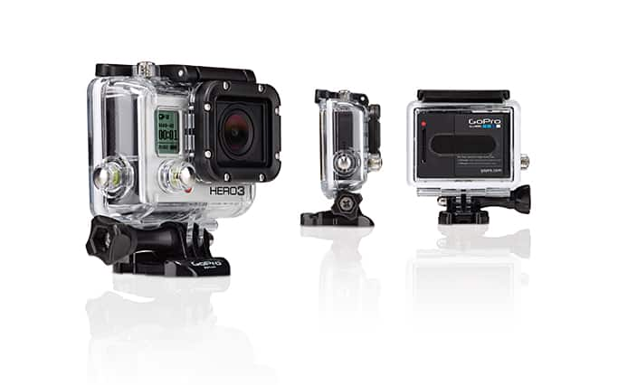 New GoPro HD Hero3 Black Edition + 32 GB MicroSD Card - $359.99 + Free Shipping (Pre-order)