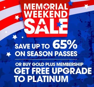 beace5abc60 Six Flags Memorial day sale - $7.85 X 12 months ($94.20) plus 3 free ...