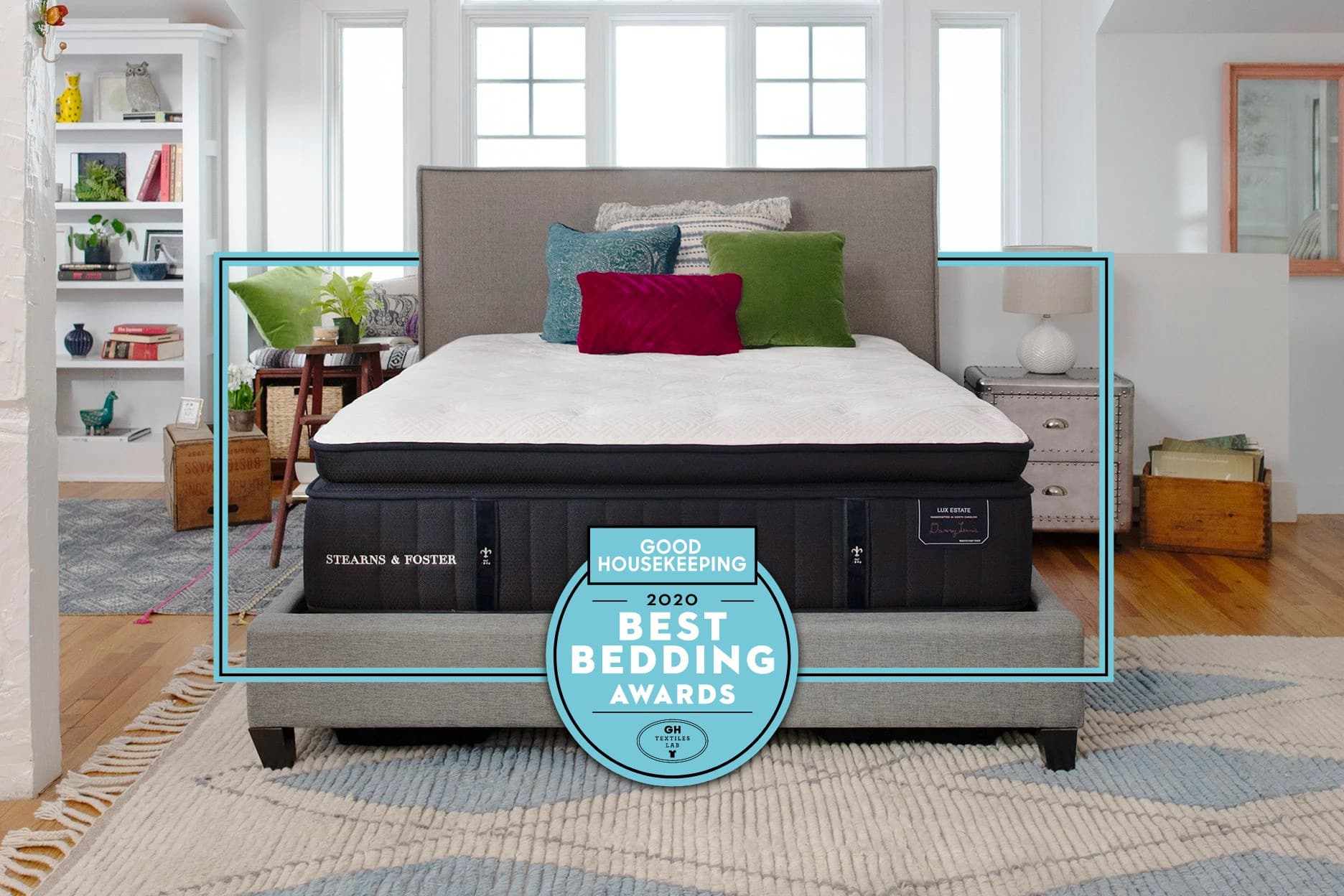 Stearns and Foster Lakeridge mattress - Cal. King/King = $950; Queen = $800 - Free Shipping with Set Up includes delivery to the room of choice, haul away, and FREE RETURNS
