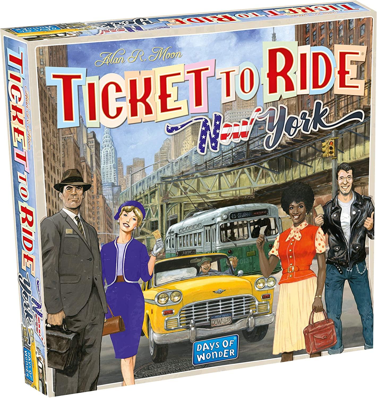 Ticket to Ride - New York City