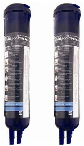 2-Pack ($46.64) Whirlpool 4396710P KitchenAid PUR Cyst-Reducing Refrigerator Water Filter