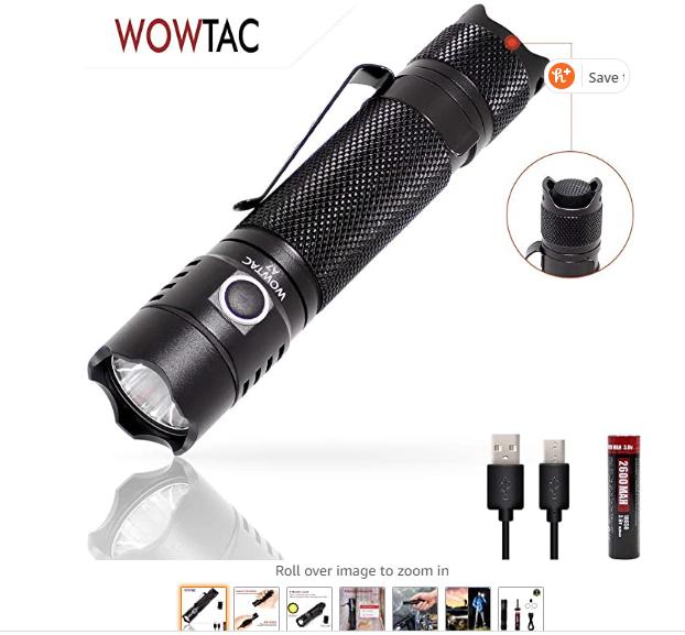Wowtac A7 $23.99 Plus A1 for free AMAZON
