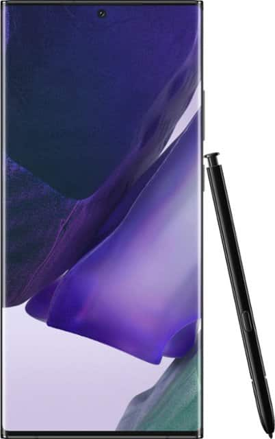 Samsung Galaxy Note20 Ultra 5G 128GB $850 (Required Verizon 24 Month Payment Plan)