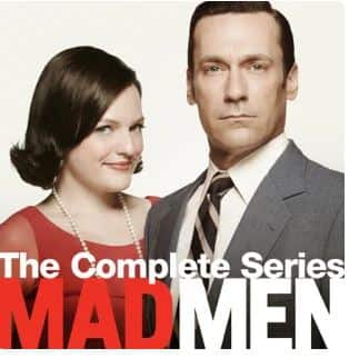 Mad Men, The Complete Series $19.99