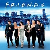 Friends: The Complete Series (Digital HD) $59.99 (iTunes and Microsoft)