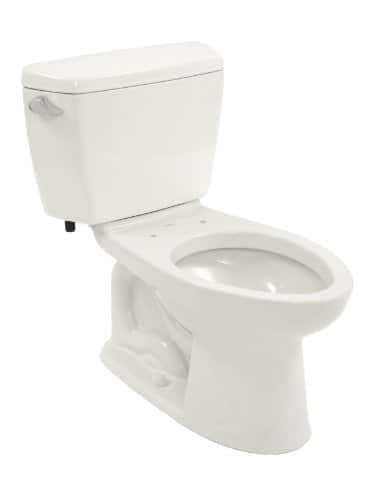 TOTO CST744S Drake Two Piece Elongated Toilet 1.6GPF $189 shipped