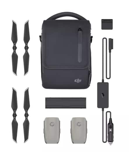 DJI Mavic 2 Fly More Kit for $273.59 + tax (10% discounted Target Gift Card and 20% BF discount required)