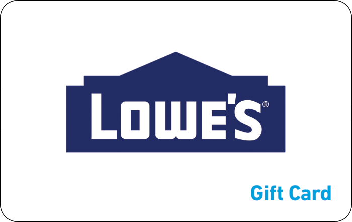 $50 eGift Card to Lowe's for $45 from Groupon.com