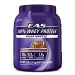 5-lbs EAS 100% Whey Protein (Chocolate or Vanilla) from $33 + Free Shipping